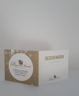 Geschenkbon Plaque & Muselet : waarde 100 EUR
