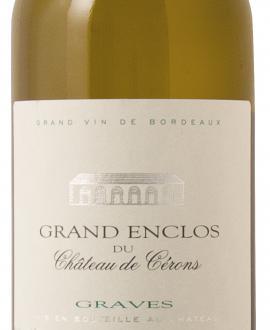 Grand Enclos du Château de Cérons Blanc Graves Bordeaux