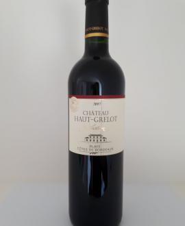 Château Haut-Grelot Sélection Rouge Blaye Bordeaux