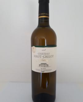 Château Haut-Grelot Sélection Blanc Blaye Bordeaux