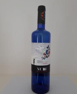 Nube Leza Garcia Viura Semi-Dulce Blue Bottle Rioja