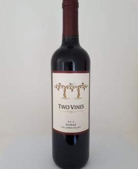 Two Vines Columbia Crest Shiraz USA